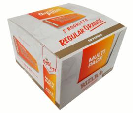 Rizla oranje 5-pack