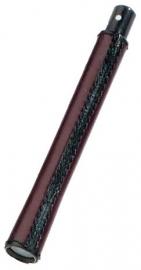 Vauen pijpstopper automatic leder bordeaux 552/8R