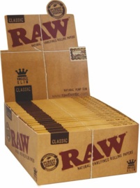 RAW kingsize slim (50)