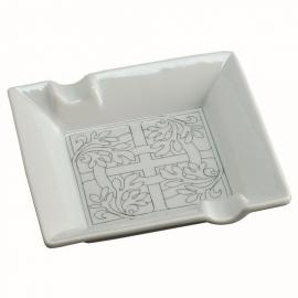 Albus Croix ceramische asbak /10 15x15x3cm