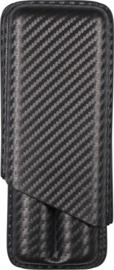 Sigaren schuifetui Carbondesign L185mm Ø 24cm