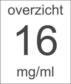 16 mg/ml