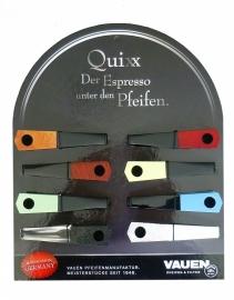 Vauen Quixx Q/S 8 stuks + display