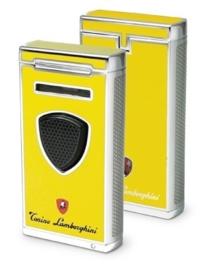 Lamborghini Pergusa yellow