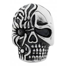 Zippo Skull Ring - 62