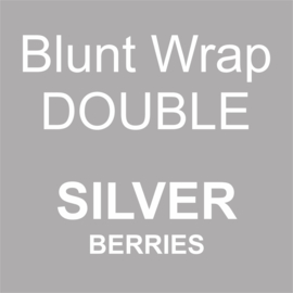 Blunt Wrap Double Platinum SILVER (Berries) (25)