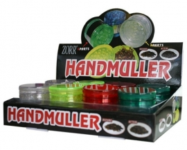 Grinder plastic 60mm + magneetsluiting (16)