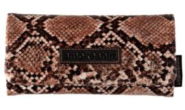 Smokeshirt roll-up shagetui Snake bruin