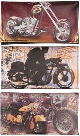 """Luxe shagetui kunstleder """"Motor"""" (6)"""