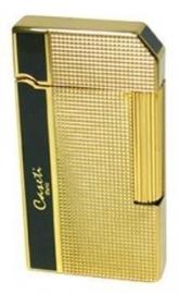 Caseti Lighter Rom Bl. Gold carre