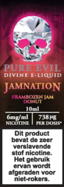 Pure Evil 10ml 6mg/ml Jamnation