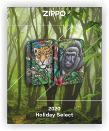 Zippo Catalogus 2020 Holiday Select