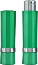 Pierre Cardin Lipstick green metallic & Swarovski Stones
