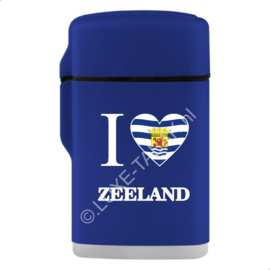 Jeflame rubber blauw I Love Zeeland (20)