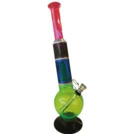 Acryl bong colour 32cm