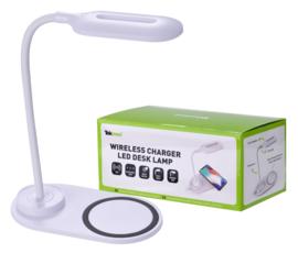 Tekmee oplader draadloos 10W + LED lamp  (6)