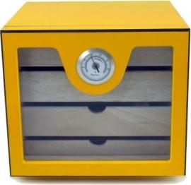 Cabinet  yellow 22,5X24,5X23cm