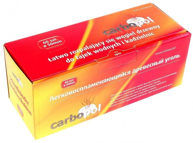 Carbopol kooltjes Ø 50mm (10rol a 6st)