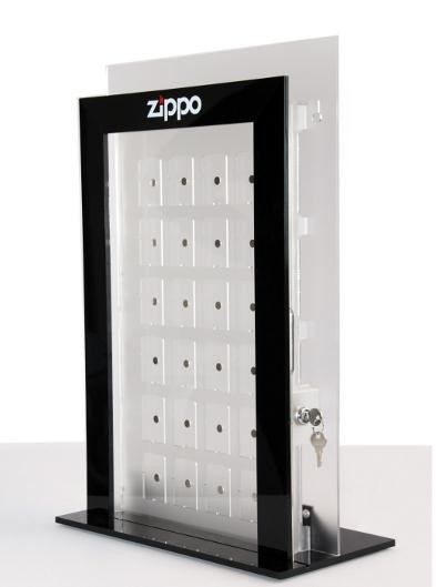 Zippo Vitrine 24st