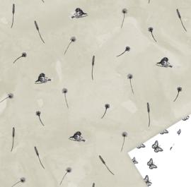 Inpakpapier Vlinder/natuur