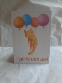 Happy Birthday Kat Oranje