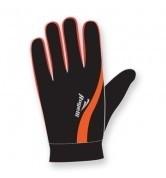 Handschoen - Zwart / Oranje
