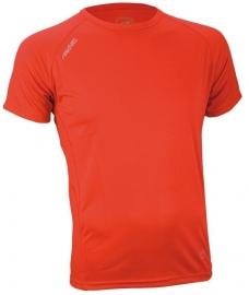 Hardloopshirt  Heren korte mouw - Rood