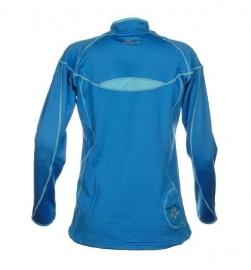 Hardloopshirt Lange mouw - Dames - Lichtblauw