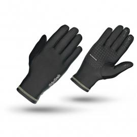 Hardloophandschoen zwart