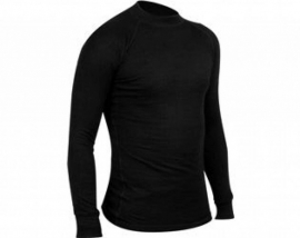 Thermoshirt lange mouw zwart - Heren
