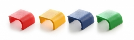 880661 Deksel clips voor HACCP voorraaddozen rood