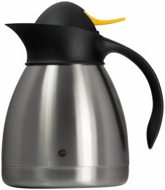 446522 Thermoskan gele drukknop 1 liter