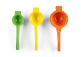 592069 Citrus knijper voor sinaasappels - oranje