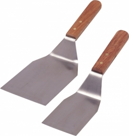 855508 Hamburger turner 120 x 75 mm