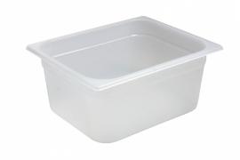 880128 Gastronormbak GN 1/2  Hoogte: 100 mm polypropyleen