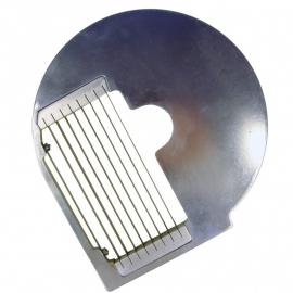 280607 Mes voor groentesnijder frites 8 mm