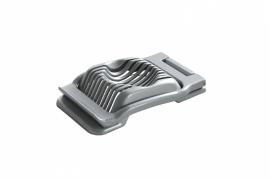 570104 Eiersnijder aluminium