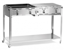 154908 Grillmaster Quattro