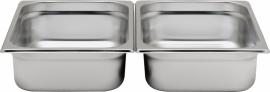 801406 Gastronormbak GN 1/2 Hoogte 200 mm