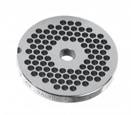 282229 Geperforeerde plaat 8 mm voor gehaktmolen 282199