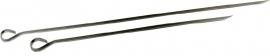 170120 Barbecuespies RVS 250 mm (6 stuks)