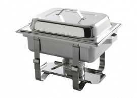 475201 Chafing dish GN 1/2  4,5 liter