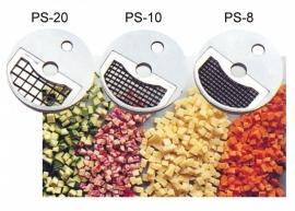 280379 Mes voor groentesnijder blokjes 8 mm