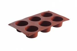 677209 Bakvorm siliconen Muffins