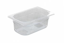 861530 Gastronormbak GN 1/3  2,5 liter polycarbonaat