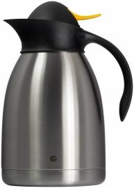 446621 Thermoskan gele drukknop 1,5 liter