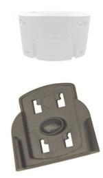 TomTom ONE V2 V3 HR Richter houder cradle adapter