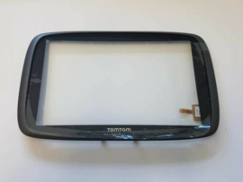 TomTom GO 6100 Digitizer touchscreen met frame behuizing