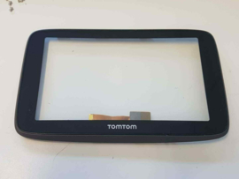 TomTom GO 520 Wifi Digitizer touchscreen met frame behuizing