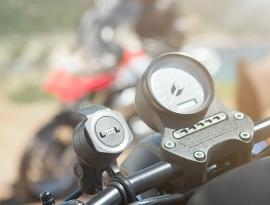 Motormontagekit houder set voor Tomtom Rider 40 42 400 410 450